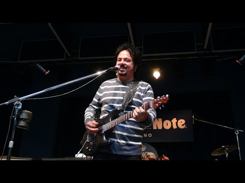 STEVE LUKATHER - SOUND CHECK - TRANSITION TOUR 2013