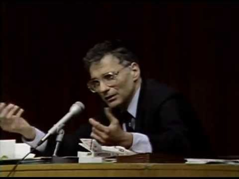 Ethics in Engineering and Science Forum—Sylvia Robins, Doug Ross and Ralph Nader (1988)