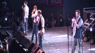 Westlife Live In Manila 2011 - Seasons In The Sun