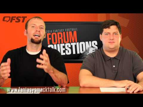 2014 Fantasy Football: Week 4 Fantasy Fix thumbnail