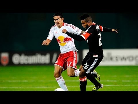 PLAYOFF HIGHLIGHTS: D.C. United vs New York Red Bulls, MLS_Labdargs MLS videk. Legeslegjobbak