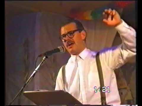Karneval in Ediger, Vortrag P. Schmitz 1994 1. Kirchenbesuch (видео)