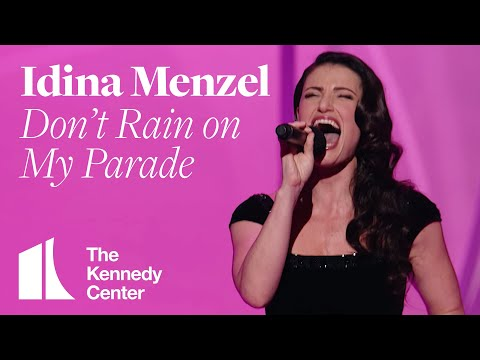Idina Menzel - Don't Rain on My Parade (Barbra Streisand Tribute) - 2008 Kennedy Center Honors