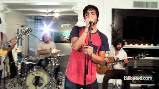 "Young The Giant - ""Cough Syrup"" (Studio Session) LIVE"