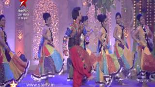 A scintillating performance by Rithvik and Asha on STAR Holi