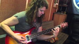 Video Darkside - Inferno - Hosts Of Depravity - Pylath rhythm guitar