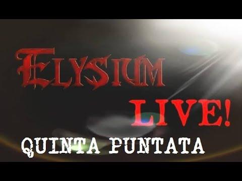 Elysium LIVE! - A nerd talk show #5 - Aspettando gli Oscar e il ritorno di Adrian