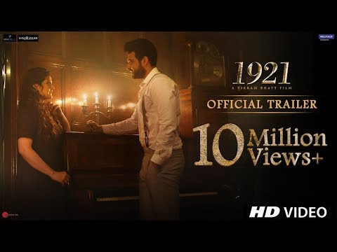 Video 1921 - Official Trailer | Vikram Bhatt | Karan Kundrra | Zareen Khan download in MP3, 3GP, MP4, WEBM, AVI, FLV January 2017
