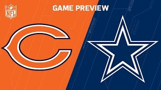 Bears vs. Cowboys (Week 3 Preview) | Sunday Night Football | Move the Sticks | NFL by NFL