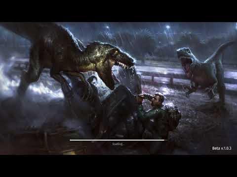 《Jurassic Survival 侏羅紀生存》手機遊戲玩法與攻略教學!