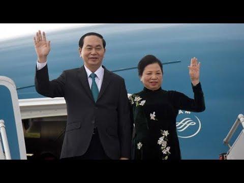 Nguyễn Thị Hiền phu nhân cố chủ tịch nước Trần Đại Quang, người đàn bà thép ít ai biết - Thời lượng: 3:38.