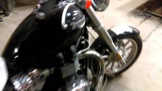 8. 2007 Triumph America S295622