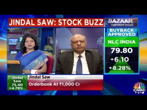Demand Situation Robust, Sustained Growth Expected In Next Quarters: Jindal Saw CEO Neeraj Kumar