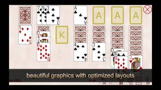 Solitaire Collection Premium YouTube video