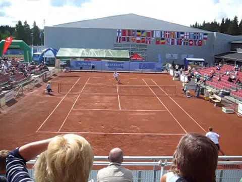Henri Kontinen vs Florian Mayer