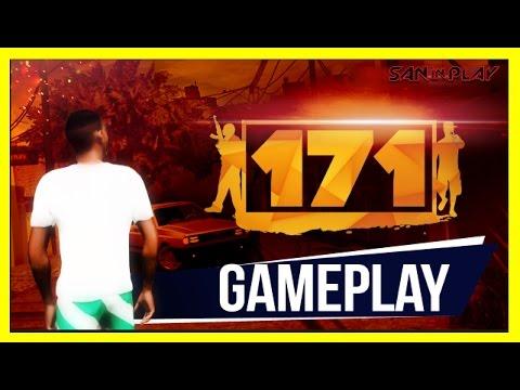 171: PRIMEIRO GAMEPLAY DO GTA DO BRASIL LIBERADO! (видео)