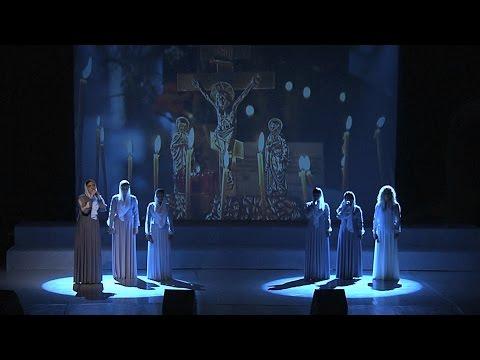 """Заира Магомедова, ансамбль Мелодии души """"Молитва"""" (2014)"""