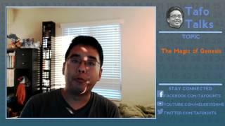 Tafo Talks: The Magic of Genesis