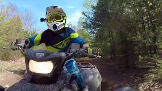 10. 2018 Yamaha Grizzly 700 EPS SE State of Euphoria