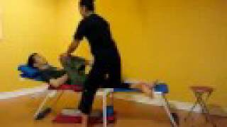 More information on our website: http://www.lotuspalm.com Lotus Palm's Thai massage mat...