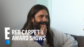 "Video ""Queer Eye's"" Jonathan Van Ness Says He ""Can't Act Straight""  