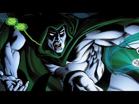 Superhero Origins: The Spectre