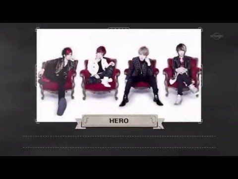 HERO Band VKei In 音流~ONRYU~ Part 1