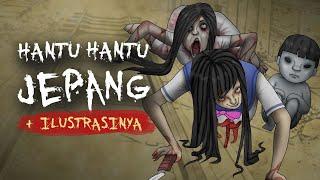 Video Jenis Hantu hantu Jepang + Ilustrasi | Kartun Hantu & Cerita Misteri Horror, Rizky Riplay MP3, 3GP, MP4, WEBM, AVI, FLV Januari 2019