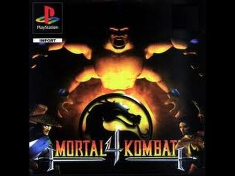 play mortal kombat 4 online
