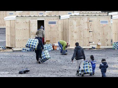 Β. Γαλλία: Νέος καταυλισμός διεθνών προδιαγραφών για τους μετανάστες