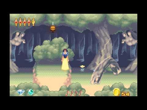 Blanche-Neige Et Les Sept Nains Game Boy