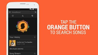 SoundHound Music Search YouTube video