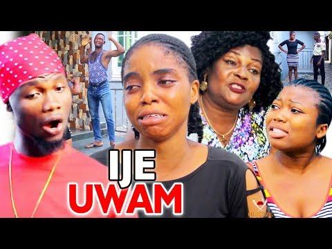 Ije Uwam Season 3&4 - 2019 Latest Nigerian Nollywood Igbo Movie Full HD