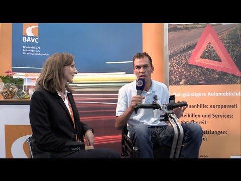 Rollstuhl Fahrzeug PKW Schutzbrief und Pannenhilfe Service BAVC