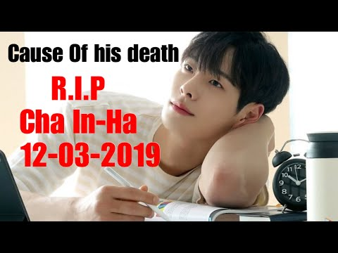 Cha In Ha Cause of his Death | RIP 차인하