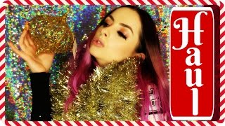 Christmas Ornaments HAUL!!! by Piink Sparkles
