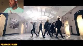 Video BTS (방탄소년단) 'DNA' Dance Practice Reaction[CHOREOGRAPHY] MP3, 3GP, MP4, WEBM, AVI, FLV Mei 2018