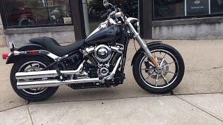 8. 2019 Harley-Davidson FXLR - Softail Low Rider Bridgewater, North Brunswick, Old Bridge, Monroe, Brow