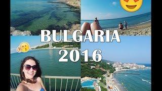 Sveti Vlas Bulgaria  city images : Bulgaria 2016   Sveti Vlas, Hotel Paradise Beach