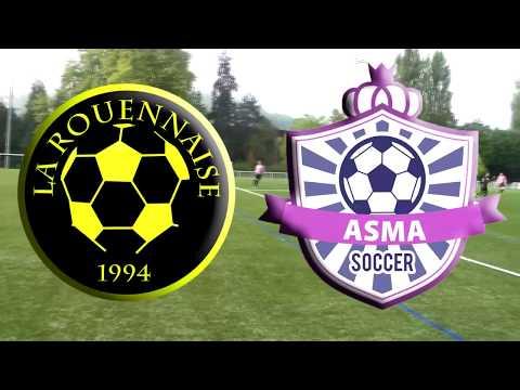 La Rouennaise 3 - 2 Amfreville-la-Mivoie