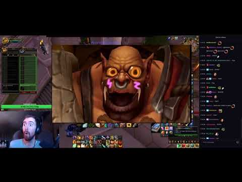 "Asmongold Reacts To ""the True Story Of Garrosh Hellscream!"" By Nixxiom"