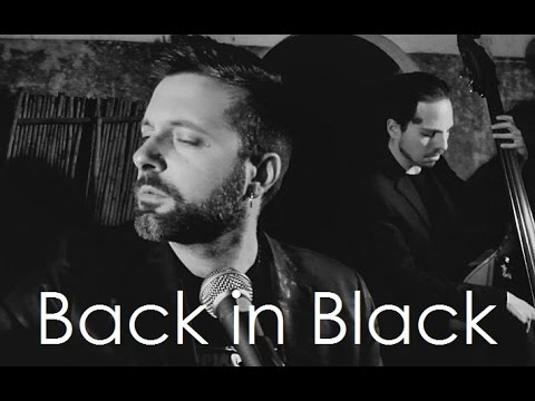 AC/DC - Back In Black (Dario Pinelli & The IGF Trio - Acoustic Guitar Cover)