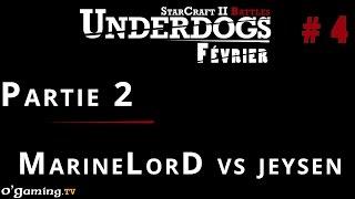 Partie 2 - Episode 4 // UnderDogs de février 2015