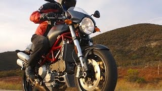 1. 2007 Ducati Monster S4R Streetfighter Comparison - MotoUSA