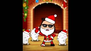Elf GangnamStyle Christmas LWP YouTube video