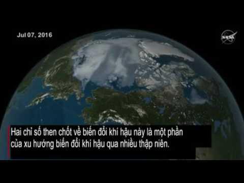 Tháng 6/2016 phá vỡ kỷ lục nhiệt toàn cầu