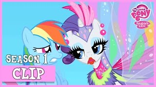 The Best Young Flyers' Competition (Sonic Rainboom) | MLP: FiM [HD]