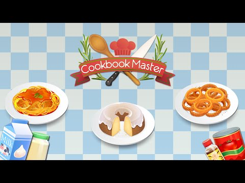 Cookbook Master - Recipes And Cooking Game For IPhone And Android