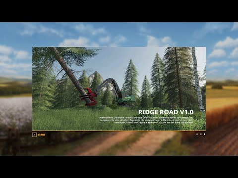 Ridge Road Map v1.0.0.0