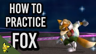 SSBM Tutorials – How to Practice Fox
